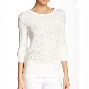 Sam Edelman Novelty Crewneck Sweater